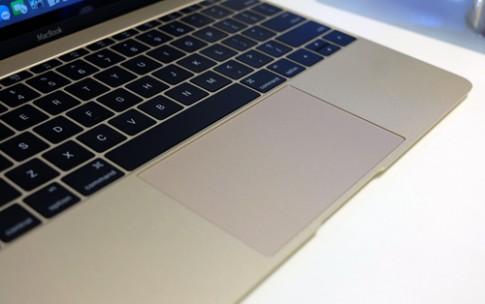 Dùng thử trackpad ma thuật mới của MacBook 12 inch