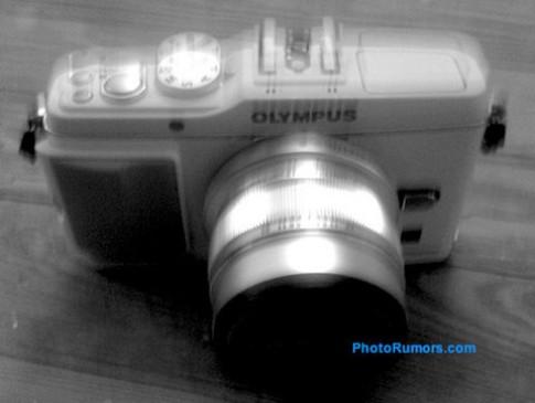 E-P3, máy Micro Four Thirds mới của Olympus, xuất hiện