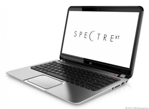 Envy Spectre XT có nhiều điểm tương đồng MacBook Air