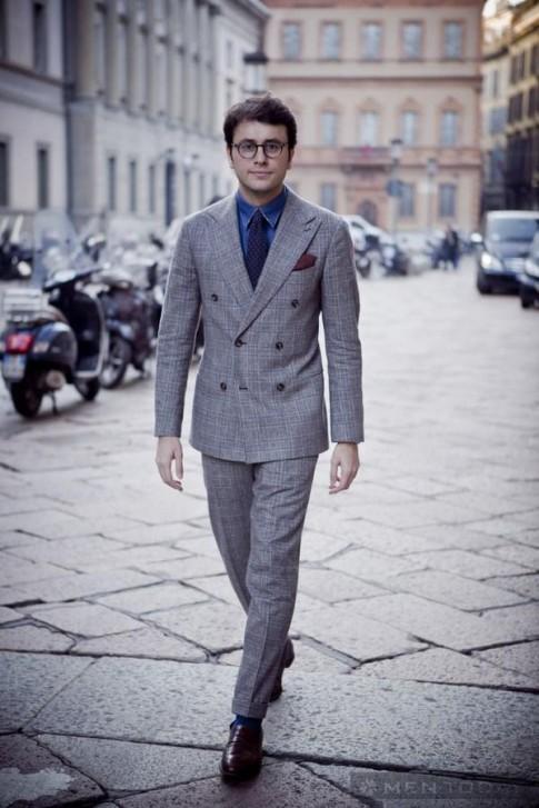 Fabio Attanasio – Chàng trai Ý yêu phong cách cổ điển