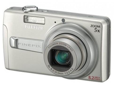 FinePix J50 - máy ảnh giá rẻ của Fujifilm
