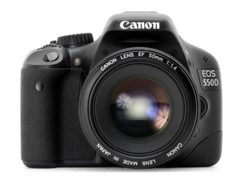 Firmware mới 1.0.9 cho Canon EOS 550D