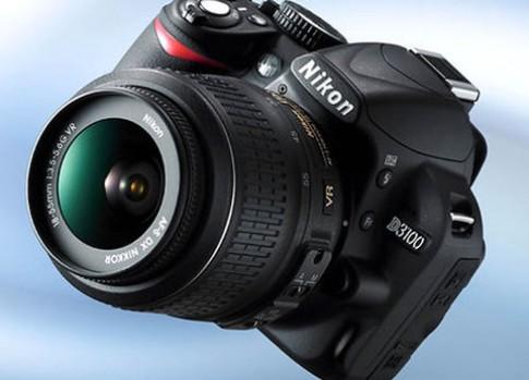 Firmware mới sửa lỗi lấy nét và khử nhiễu cho Nikon D3100