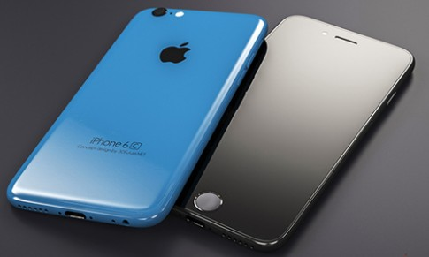 Foxconn nhap lo man hinh 4 inch co the vi iPhone 6C
