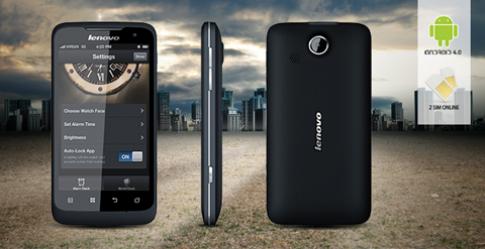 FPT phân phối độc quyền smartphone Lenovo tại VN