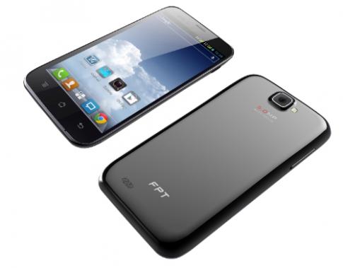 FPT Products ra mắt smartphone 5 inch lõi tứ giá rẻ
