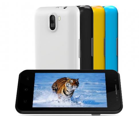FPT ra mắt cặp đôi smartphone màn hình 4 inch giá rẻ