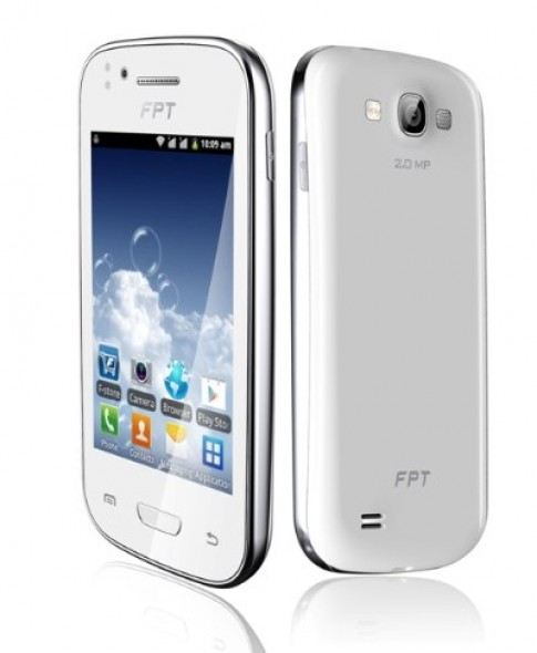 FPT ra mắt điện thoại Android giá rẻ FPT F2