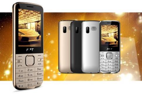FPT ra mắt điện thoại phổ thông mới