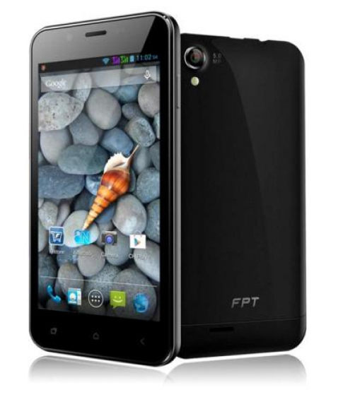FPT ra mắt hai smartphone giá rẻ