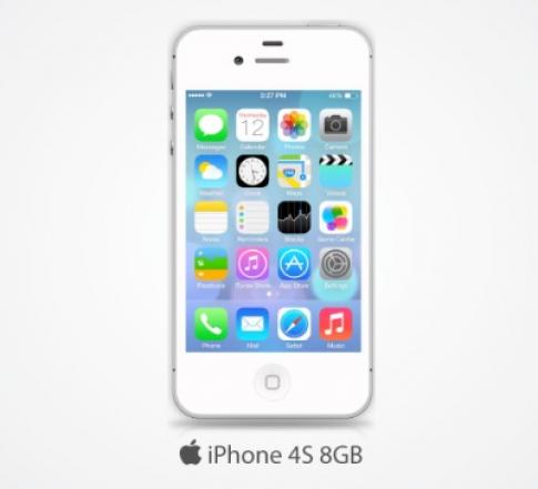 FPT ra mắt iPhone 4S phiên bản 8 GB tại VN