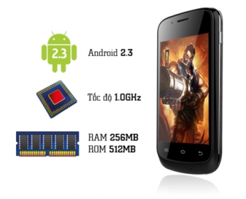 FPT tung smartphone Android giá rẻ FPT F20