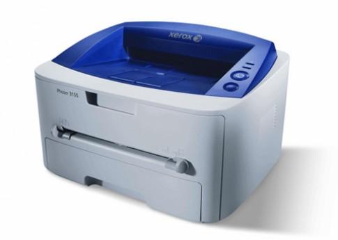 Fuji Xerox Phaser 3155 - máy in laser cho thị trường Việt