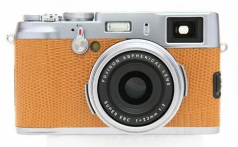 Fujifilm giới thiệu X100 Limited Edition