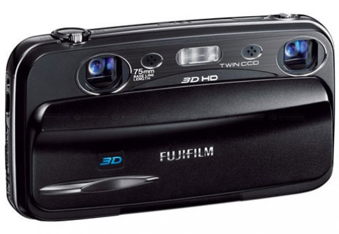 Fujifilm ra máy ảnh 3D thứ hai