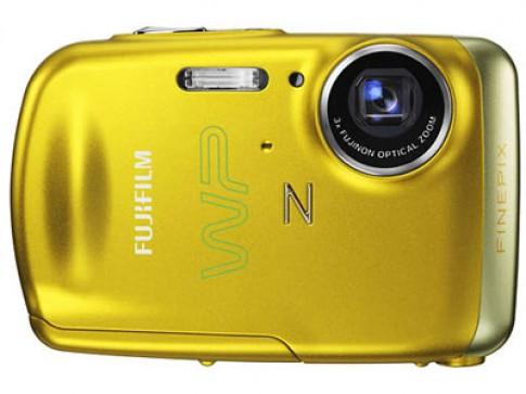 Fujifilm ra máy ảnh chịu nước