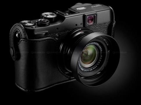 Fujifilm ra X10 đối thủ của Canon G12