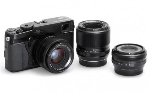 Fujifilm trình làng X-Pro1 giá 1.700 USD