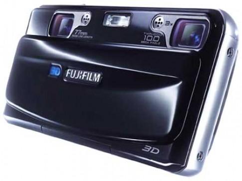 Fujifilm tung máy ảnh 3D kèm loạt camera mới