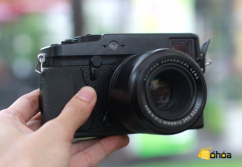 Fujifilm X-Pro1 xuất hiện tại Việt Nam