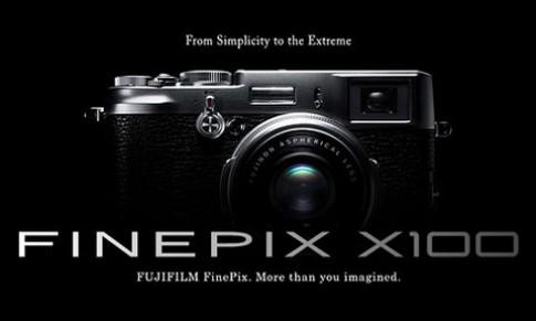 Fujifilm X100 cho đặt hàng lại, tháng 4 bán chính thức