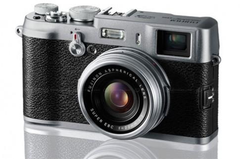 Fujifilm X100 giành thêm giải thưởng về thiết kế