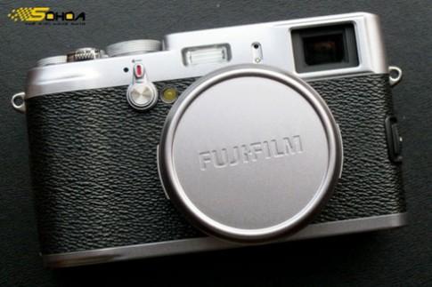 Fujifim X100 thêm tính năng cho nút Raw