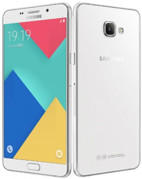 Galaxy A9 - smartphone pin lớn nhất của Samsung trình làng