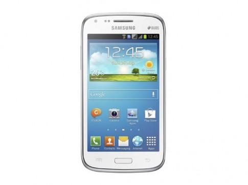 Galaxy Core ra mắt với ngoại hình, tính năng giống S4