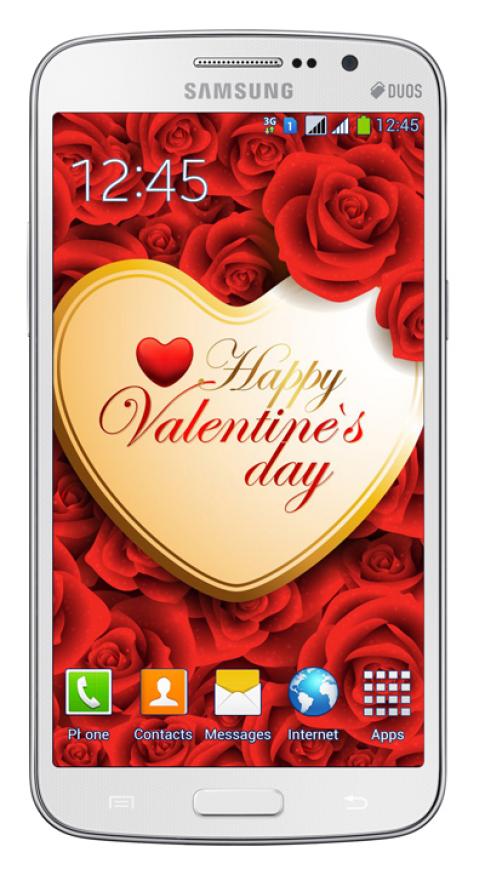 Galaxy Grand 2 - quà tặng hitech cho mùa Valentine
