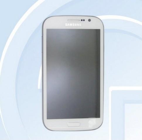 Galaxy Grand Duos 2 SIM xuat hien dang giong Note II va S III