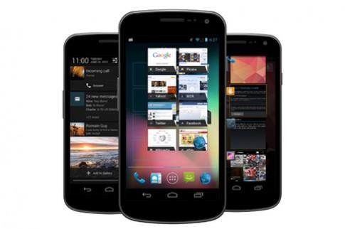 Galaxy Nexus bắt đầu nâng cấp Android 4.1