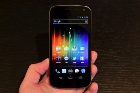 Galaxy Nexus bị lỗi tự động reboot