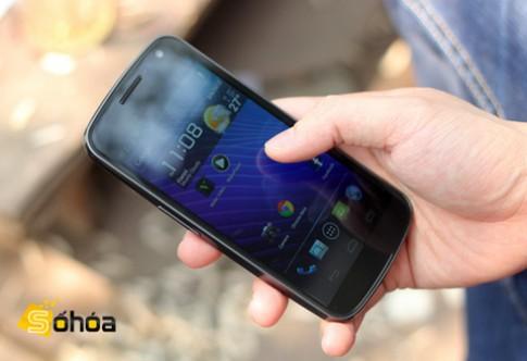 Galaxy Nexus sẽ trở lại kệ hàng của Google tuần sau