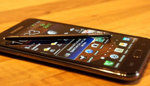 Galaxy Note 10 inch sẽ xuất hiện tại MWC