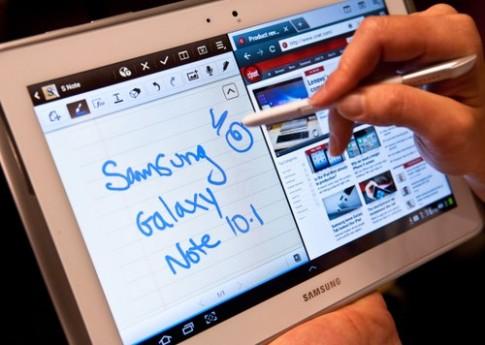 Galaxy Note 10.1 'vá' lỗi bảo mật chip Exynos 4
