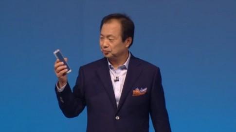 Galaxy Note 3 với màn hình 5,7 inch ra mắt