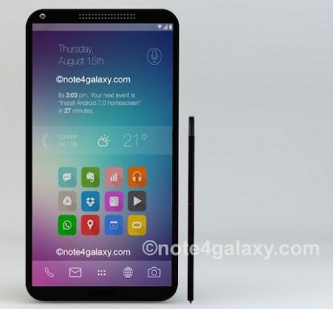 Galaxy Note 4 màn hình 2K có thể ra mắt đầu tháng 9