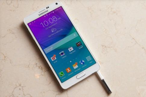 Galaxy Note 4 sẽ có giá hơn 1.000 USD ở châu Âu