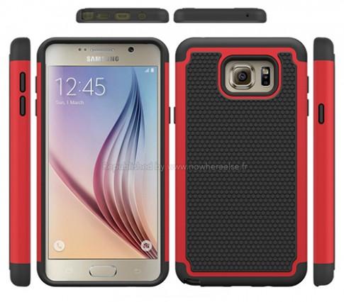 Galaxy Note 5 lộ diện qua ảnh phụ kiện