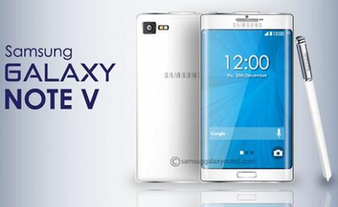 Galaxy Note 5 màn hình cong sẽ ra mắt đầu tháng 9