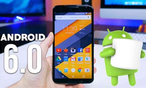 Galaxy Note 5, S6 sắp lên được Android 6.0