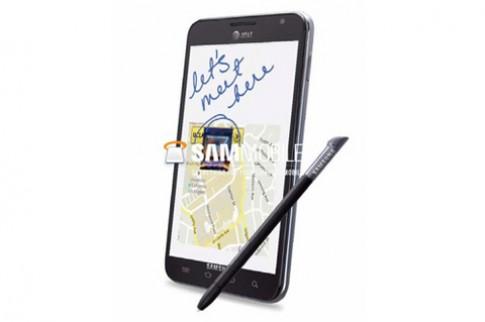 Galaxy Note có phiên bản LTE