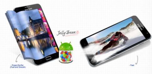 Galaxy Note đời đầu sắp có các tính năng độc quyền của Note II