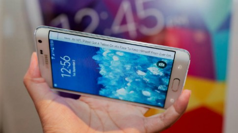 Galaxy Note Edge không được bán ở Việt Nam