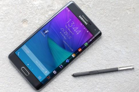 Galaxy Note Edge màn hình cong sắp được bán chính hãng