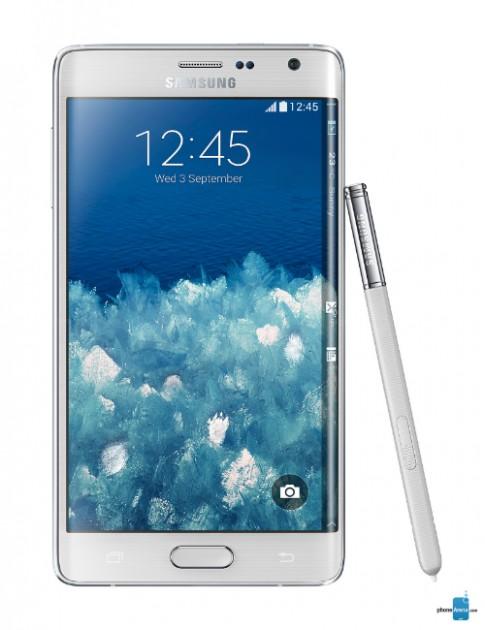 Galaxy Note Edge sẽ ra mắt đầu tiên tại Nhật Bản