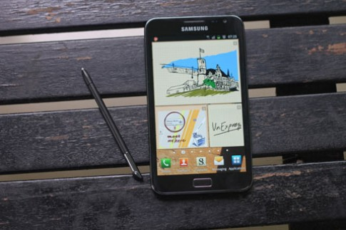 Galaxy Note giảm 2,5 triệu đồng