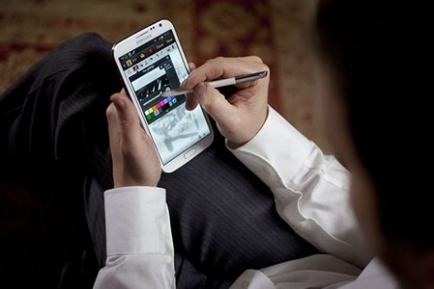 Galaxy Note III dự kiến có ba cỡ màn hình