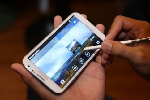 Galaxy Note III màn hình OLED 5,9 inch sẽ ra mắt tháng 9